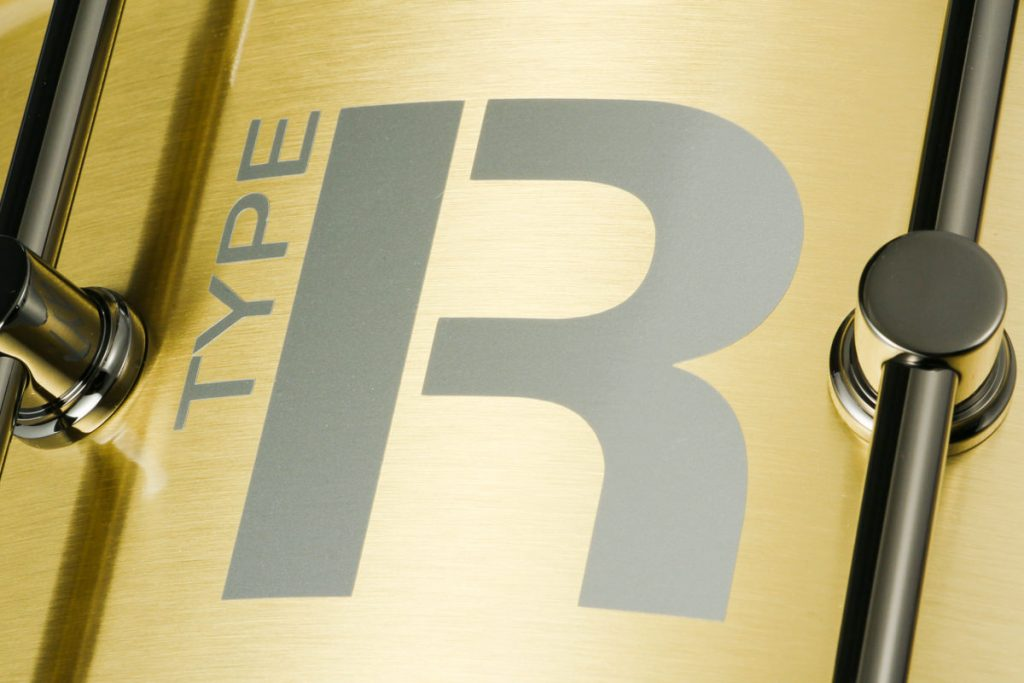 Type-R Solid Brass