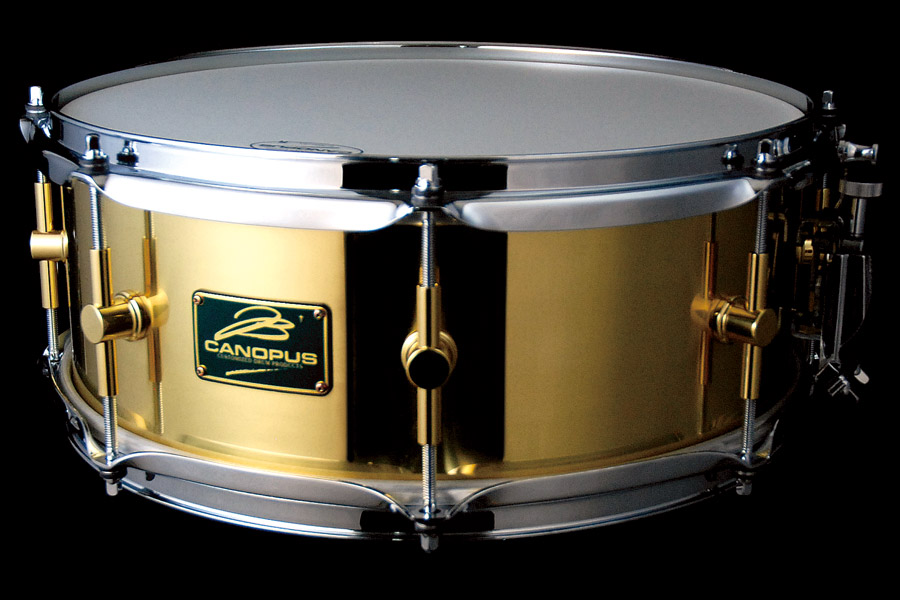 The Brass Snare Drum B-1455