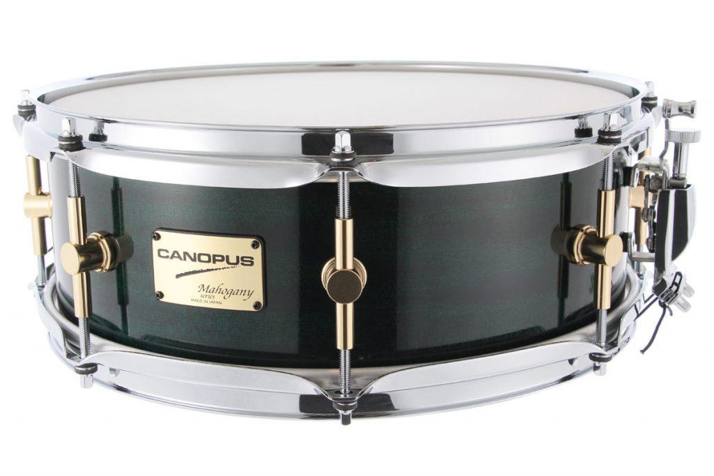Mahogany Snare Drum MH-1450