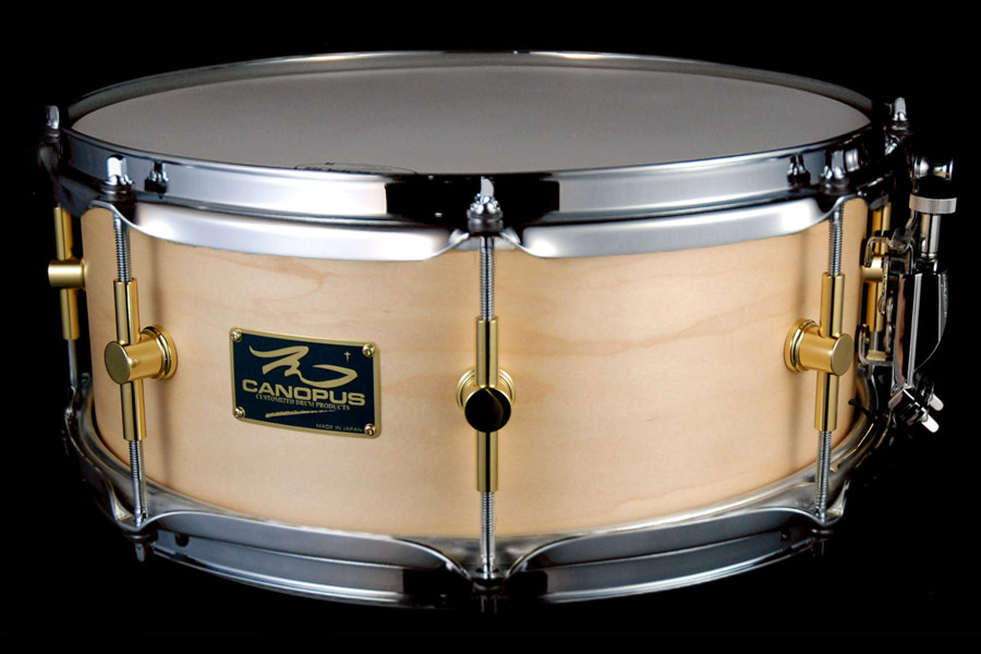 10ply Maple Snare Drum