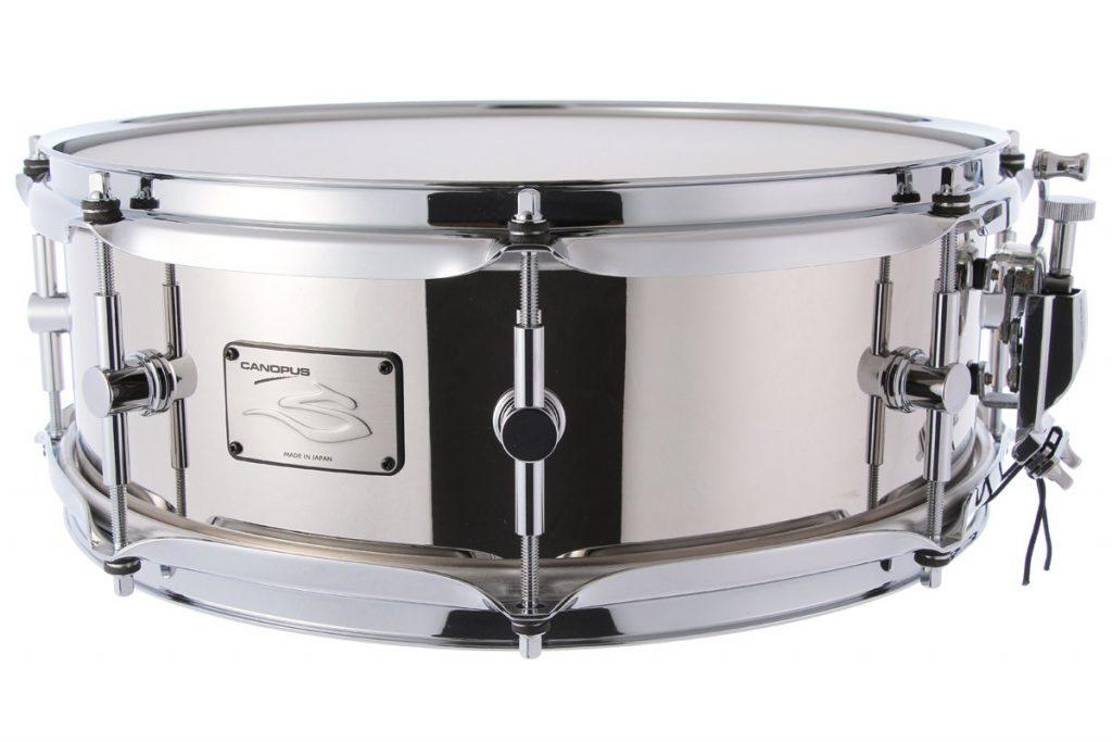 The Steel Snare Drum S-1450N