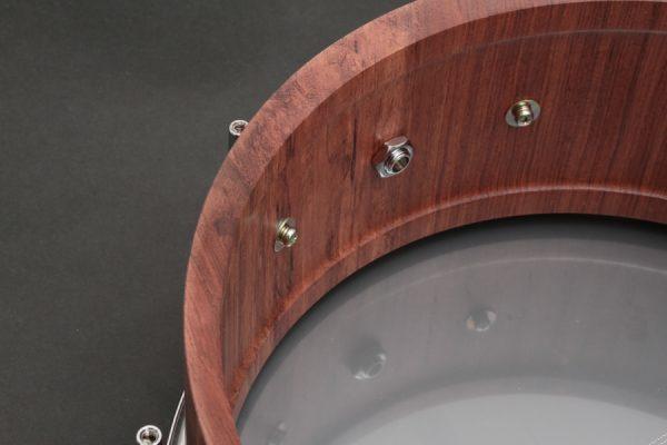 Stave Bubinga Snare Drum Shell