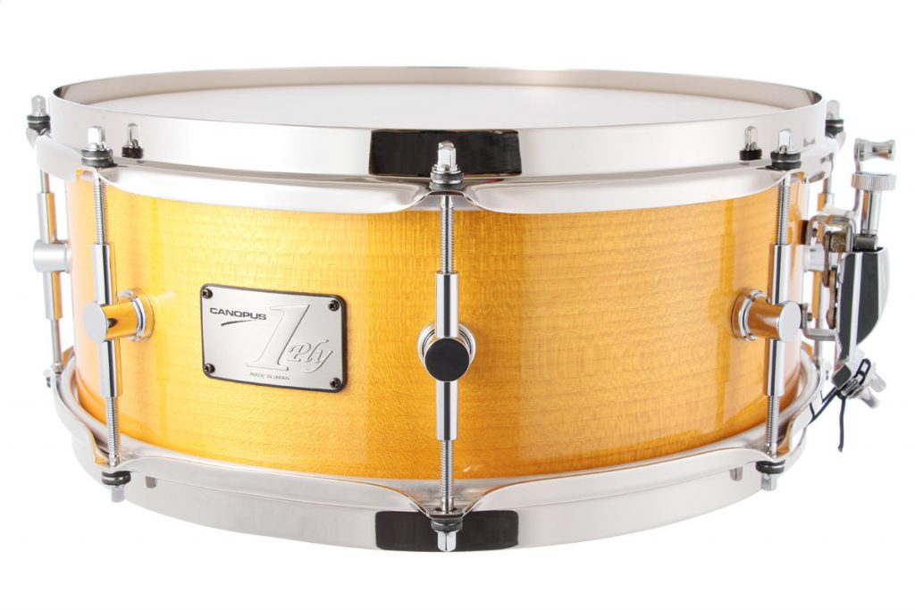 1ply Soft Maple Snare Drum SSSM-1455