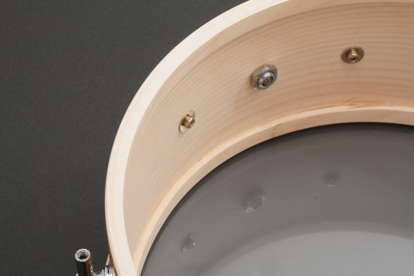 1ply Soft Maple Snare Drum Shell