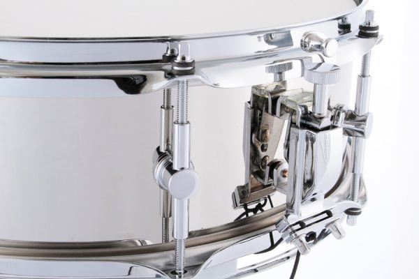 The Steel Snare Drum Strainer