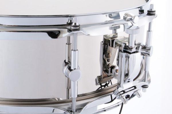 The Steel Snare Drum Strainer