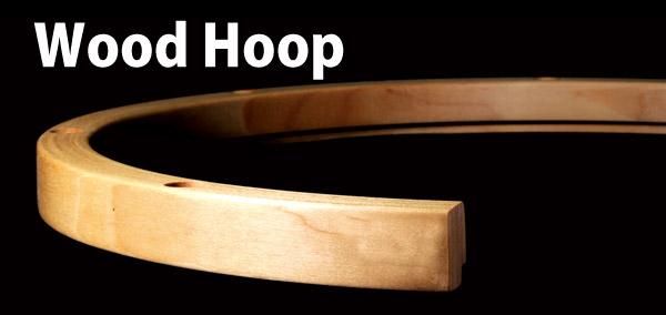 Wood Hoop