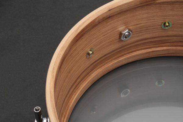 1ply Oak Snare Drum Shell