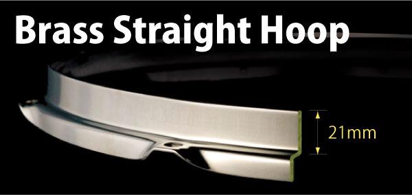 Brass Straight Hoop