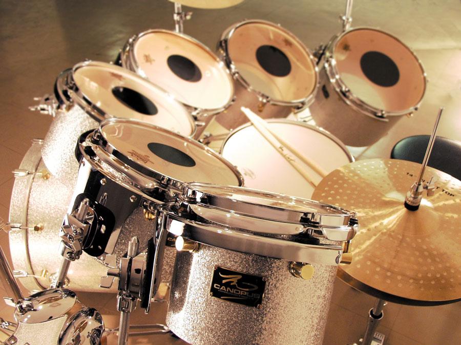 single head tom tom canopus drums. Black Bedroom Furniture Sets. Home Design Ideas