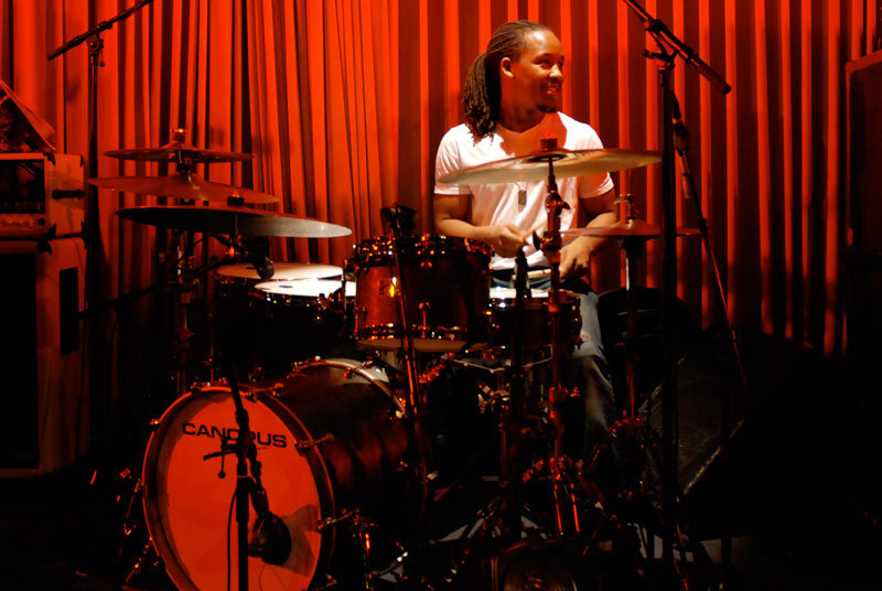 Louis Cato Canopus Drums