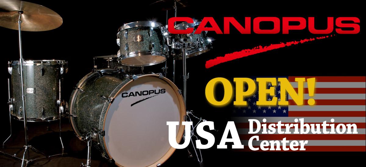 CANOPUS USA Distribution Center