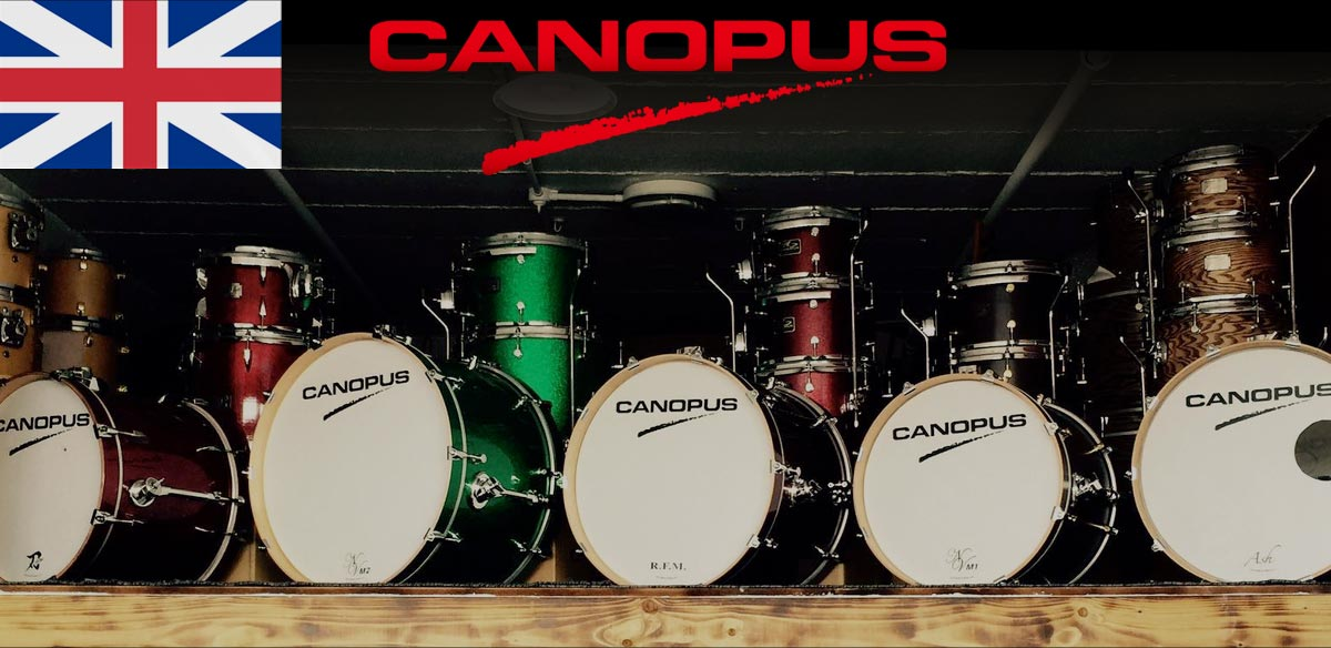 CANOPUS UK showroom in LONDON