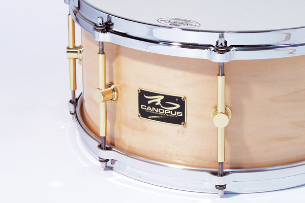 The Maple Snare Drum M-1465