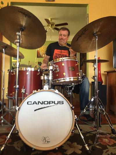 tony williams drum tuning