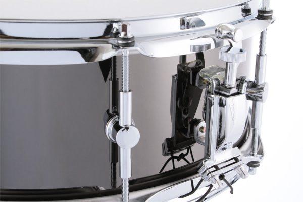 Black Nickel Brass Snare Drum Strainer