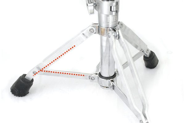 Hybrid Snare Stand CSS-4HY Leg part