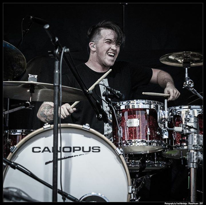 Charlie Nicholson  sc 1 st  CANOPUS DRUMS & Black-Nickel Brass Snare Drum | CANOPUS DRUMS