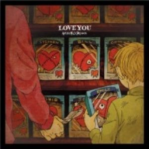 ANGRY FROG REBIRTH 2nd Single「LOVE YOU」
