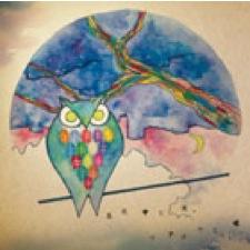 つばき New Album「真夜中の僕、フクロウと嘘」