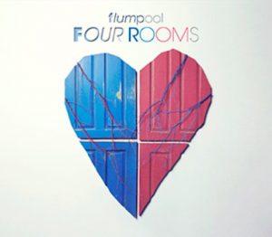 flumpool Mini Album「FOUR ROOMS」
