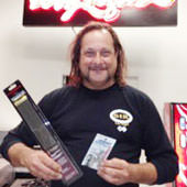 Joey Klaparda(SIR Las Vegas)