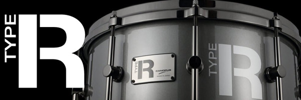 Type-R(タイプR)スネアドラム