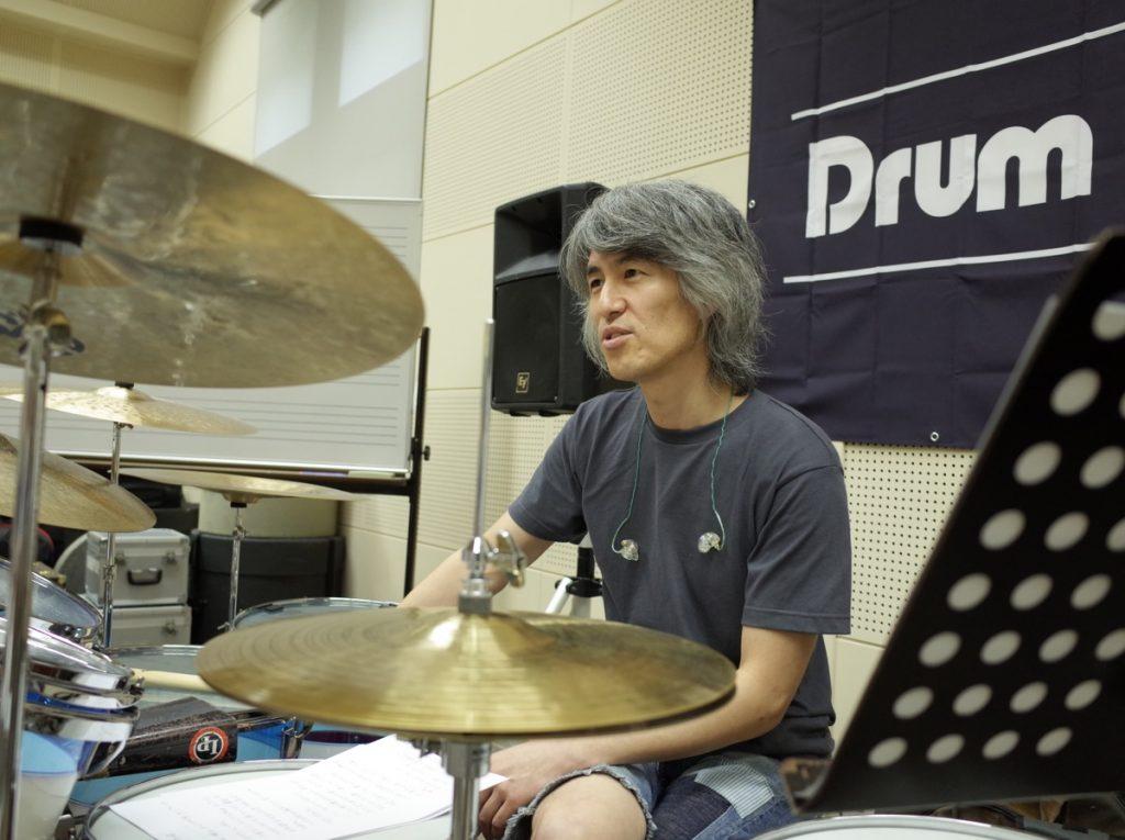 "DrumGym Camp 2016/松原""マツキチ""寛ドラム・セミナー"