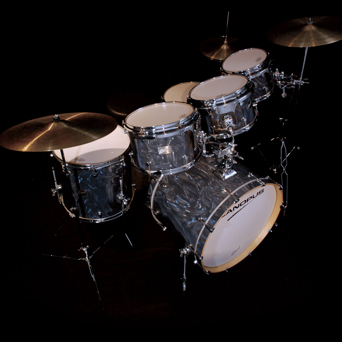 Birch Series Canopus Drums