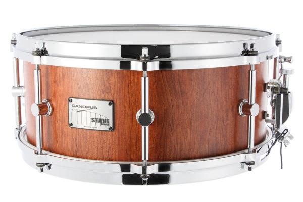 Stave Bubinga Snare Drum ステイヴ・ブビンガ スネアドラム