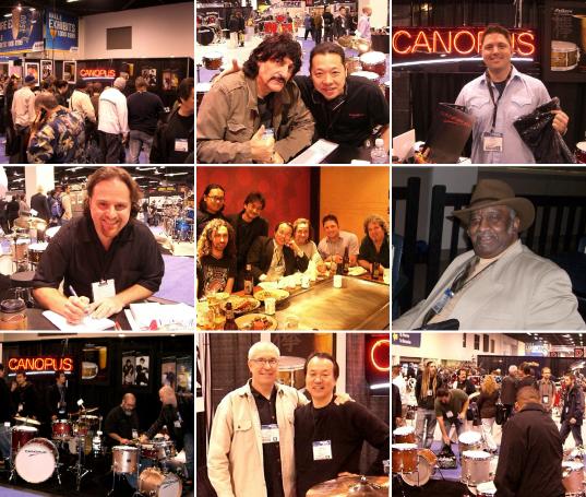NAMM Show 2008