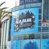 NAMM Show 2014