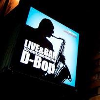 LIVE & BAR D-BOP(札幌)にCANOPUS Ashドラムキット導入
