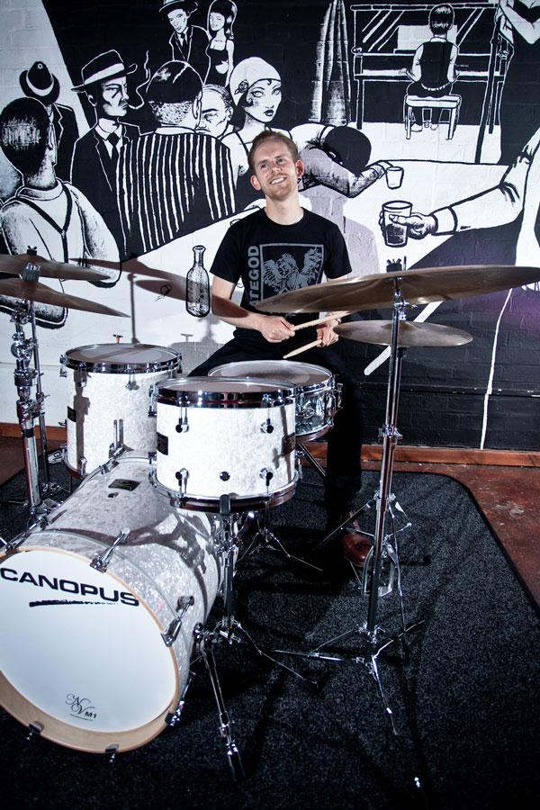 【エンドーサー情報:Jack Atherton】ドラムクリニック開催のお知らせ