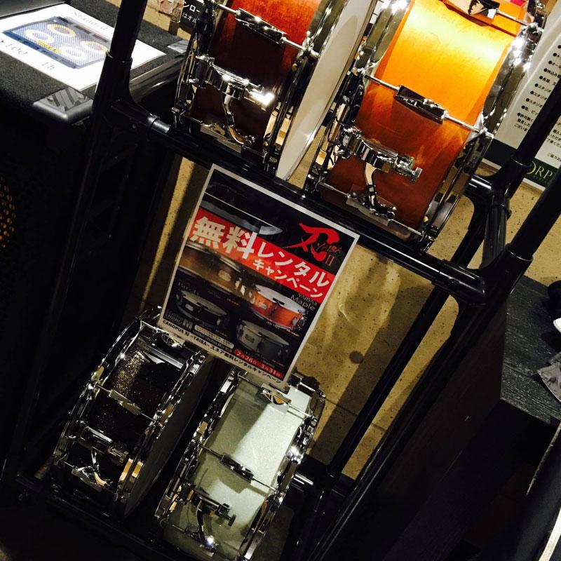 SOUND STUDIO M 小岩店 CANOPUS