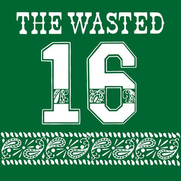 【エンドーサー情報:ZACK】THE WASTEDニューミニアルバム『16』リリース