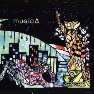 ∞Z [ゼロゼロゼット]  musicΔ[music delta]