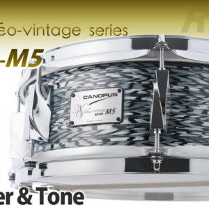 ネオヴィンテージ NV60-M5 スネアドラム