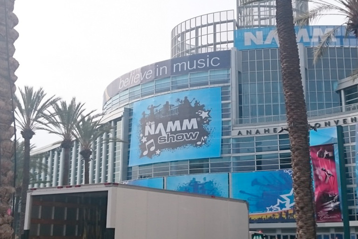 NAMM Show 2017 レポート