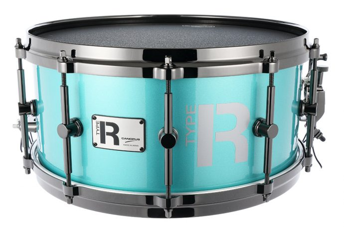 Type R MTR-1465-DH Turquoise Metallic