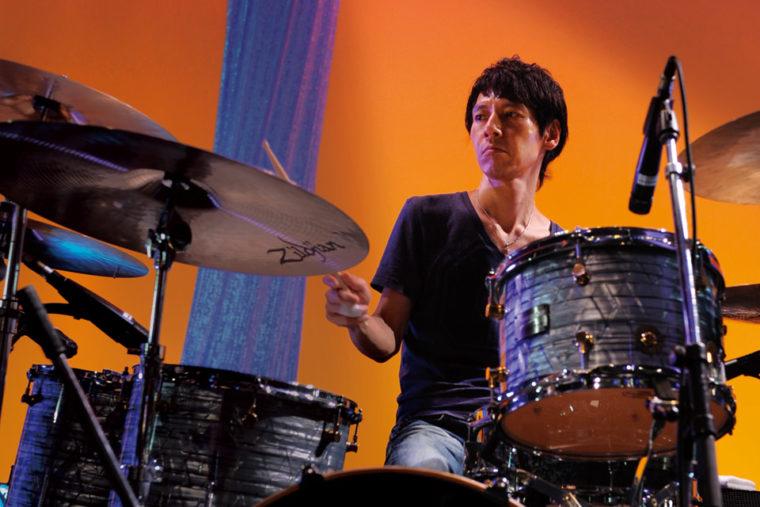 佐野康夫「ドラムレコーディングの流儀」DVD発売記念イベント