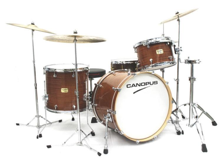 サウンドスタジオノア恵比寿店にCANOPUSドラムキットが導入されました