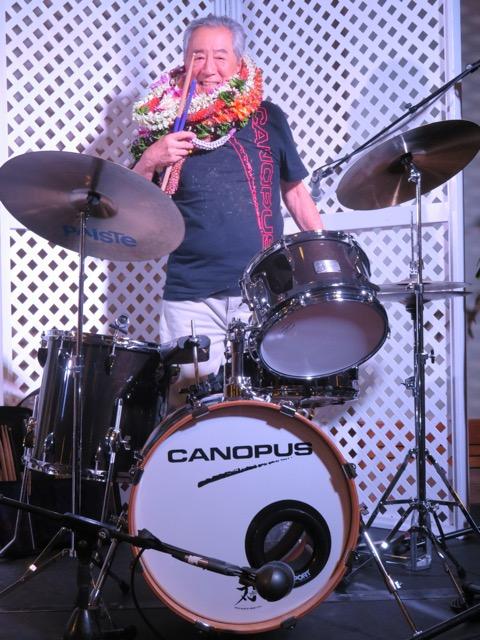 CANOPUS新エンドーサー、ハロルド・チャン(Harold Chang)が「ナ・ホク・ハノハノ・アワード 特別功労賞生涯業績賞」を受賞!