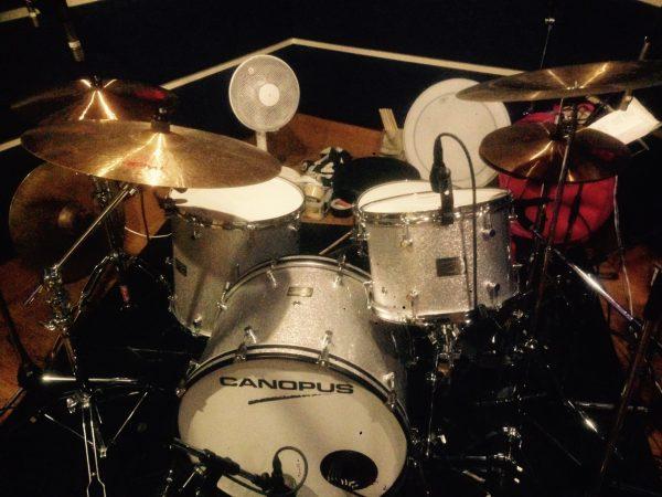 ナガマツシンタロウ Neo Vintage Drum Kit