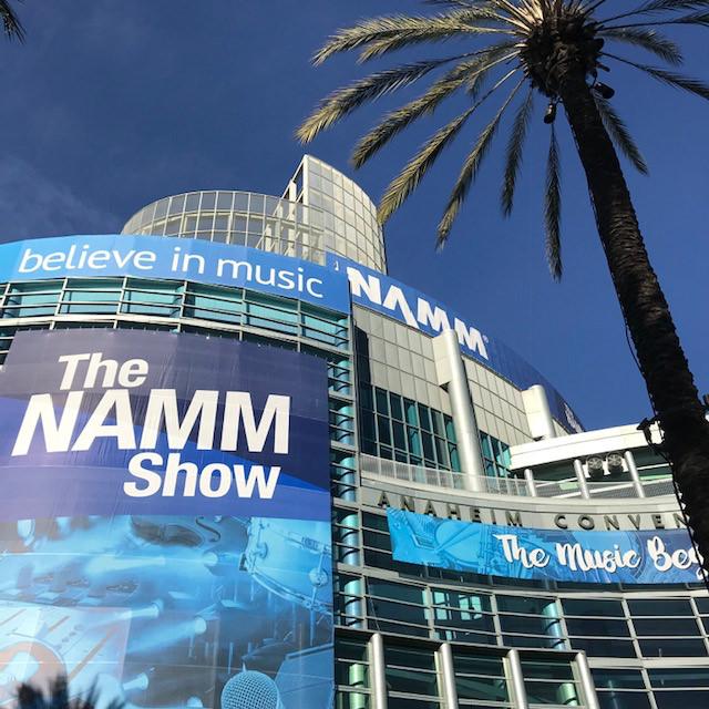 NAMM Show 2019