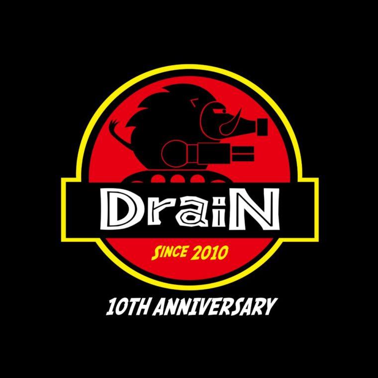 【エンドーサー情報:Tamaryang】11/27 DraiN 10th Anniversary 配信ライブ!